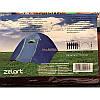 Палатка кемпинговая шестиместная с тентом и коридором SY-017, фото 2