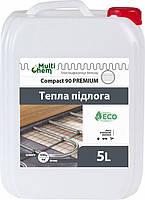 Пластификатор для бетону Compact-90 Euro, 5 л./Пластифікатор для бетону Compact-90 Euro, 5 л.
