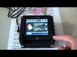 Сенсорный экран DORS 230