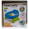 Дорожный горшок Baby Potty 8806/8808 два цвета, фото 3