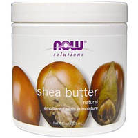 Now Foods, масло ши (207 мл), shea butter