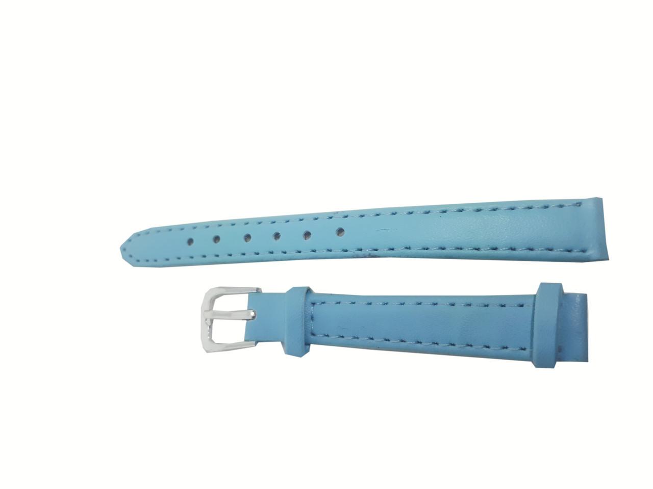 Ремешки цветные  14 мм Голубой