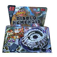 Волчек BEYBLADE Горячий Металл BB120 Diablo Nemensis