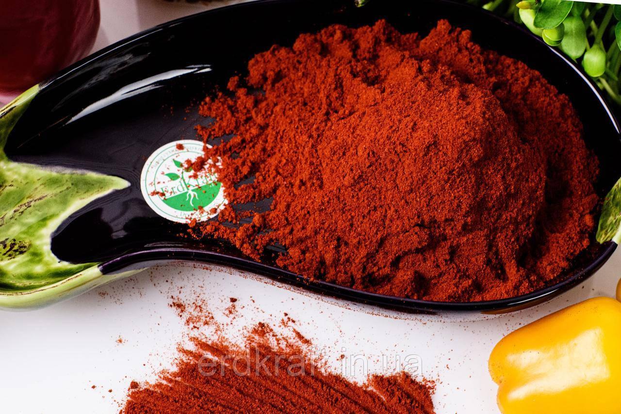 Перец сладкий сушеный, молотый, asta 100-120