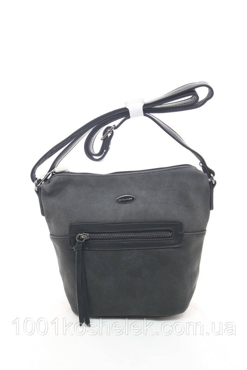 Клатч David Jones 5828-1 Black