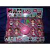 Игровой набор с куклой Лол L.O.L.Surprise 8 штук в упаковке, фото 4