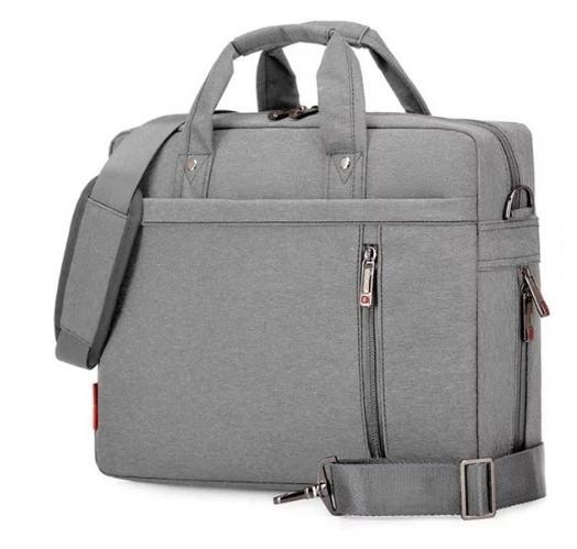 Большая сумка для ноутбука 15,6'' Digital Burnur gray