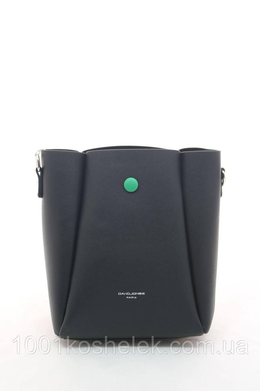 Клатч David Jones 5991-1 Black