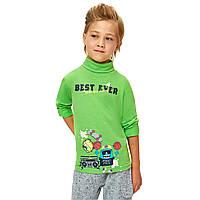 Водолазка для мальчика Blue Seven зелёная, арт. 850630 X708 90, р.92-122, фото 1