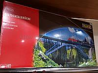 Faller 120535 Мост Арочный 2х путный  - Размером 1100мм x 115мм x 255мм / 1:87, фото 1