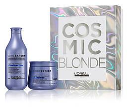 Подарунковий набір l'oreal Professionnel Serie Expert Blondifier для освітленого волосся