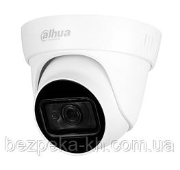 4Мп видеокамера Dahua HDCVI DH-HAC-HDW1400TLP-A (2.8 мм)