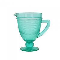 Графин стекло Orleans бирюза - 223169