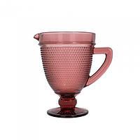 Графин стекло Orleans фиолетовый - 223167