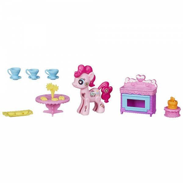 My Little Pony Pop Pinkie Pie Набор-конструктор Пинки Пай Пекарня Bakery Decorator Kit
