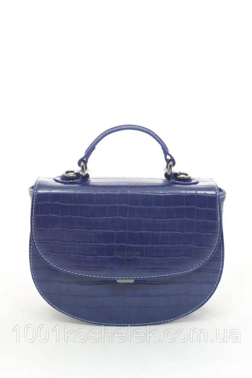 Клатч David Jones 6145-1 Blue