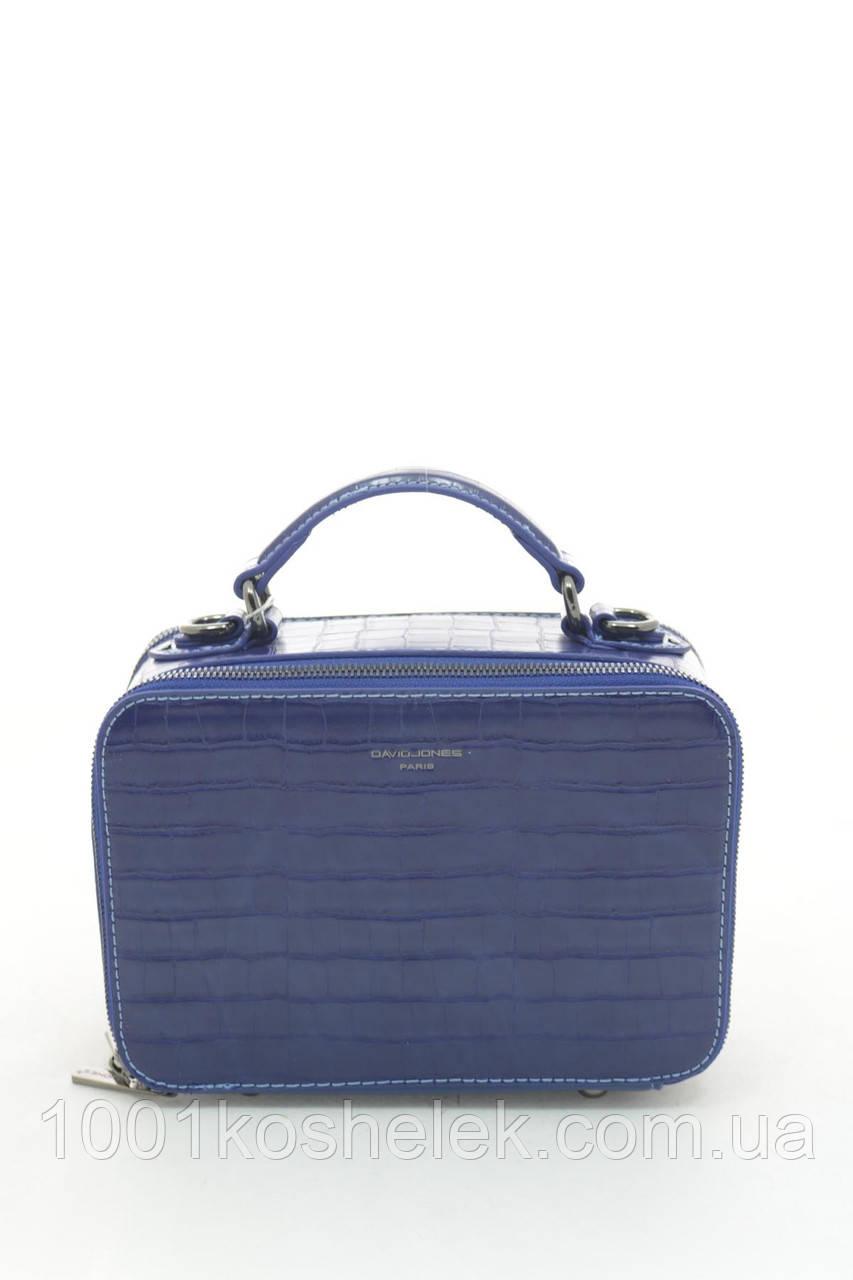 Клатч David Jones 6145-3 Blue