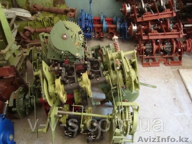 Вязальный аппарат в сборе Fortschritt К454