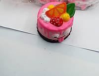 Игрушка-антистресс Сквиш тортик