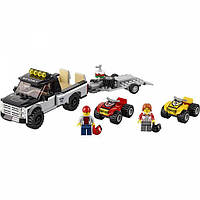 Lego City Гоночная команда ATV Race Team 60148 Best Toy