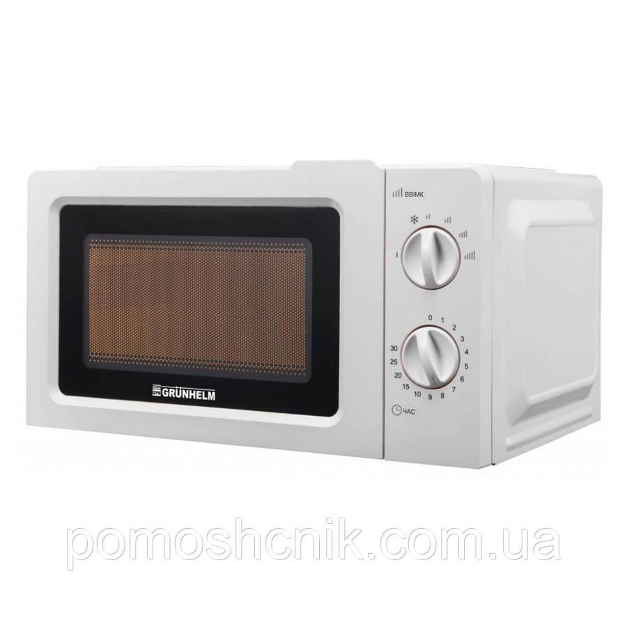 Микроволновая печь Grunhelm 20MX701-W