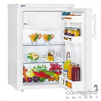Холодильники и морозильные камеры Liebherr Малогабаритный холодильник с верхней морозильной камерой Liebherr T 1414 Comfort (A+) белый