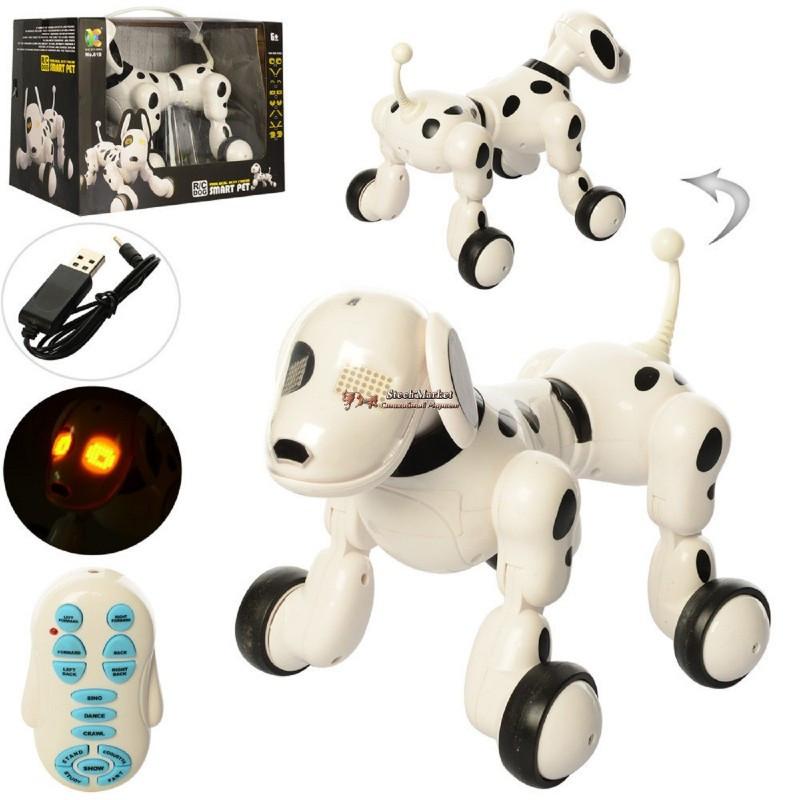 Собака-робот на радиоуправлении 619