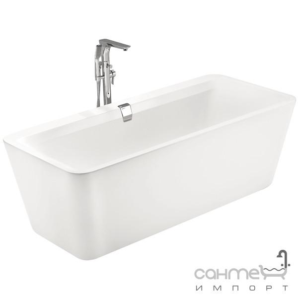 Ванны Volle Акриловая ванна отдельностоящая Volle 12-22-110C белая