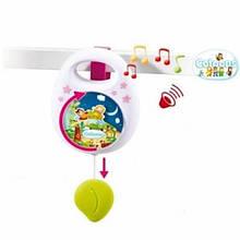 Smoby Музыкальная подвеска розовая mobile Cotoons pink 110100R