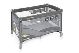 Манеж-кровать Baby Design Dream Regular 17 Grey