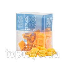 Силіконові пікселі Pixie Crew неоновий оранжевий (PXP-01-03)