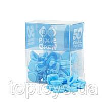 Силіконові пікселі Pixie Crew світло блакитний (PXP-01-10)