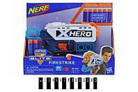"""Пістолет """"NERF"""" на поролонових кулях (коробка) 7011 р.25*5*20см."""
