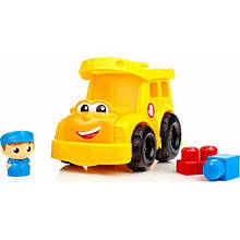Mega Bloks Конструктор Шкільний автобус Санні First Builders Sonny School Bus