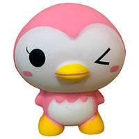 Мягкая игрушка антистресс Сквиши Пингвин Squishy  с запахом №47