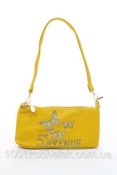 Клатч Batty 28625 Yellow