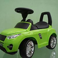Машина толокар MasterPlay МВ 2-002 салатовый