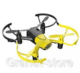 Квадрокоптер K900W (Жолтый)