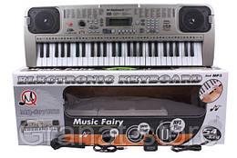 Орган MQ-807USB 54клав, LCD Display, MP3, микрофон