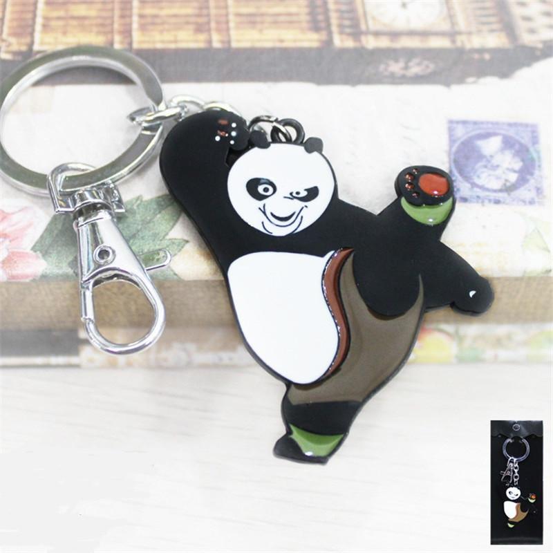 Брелок Панда Кунг-фу Panda Kung Fu
