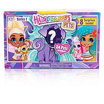 Кукла Hairdorables Pets Set Surprise питомцы зверюшки Петс Хердорабалс/Хэрдораблс сюрприз животные оригинал