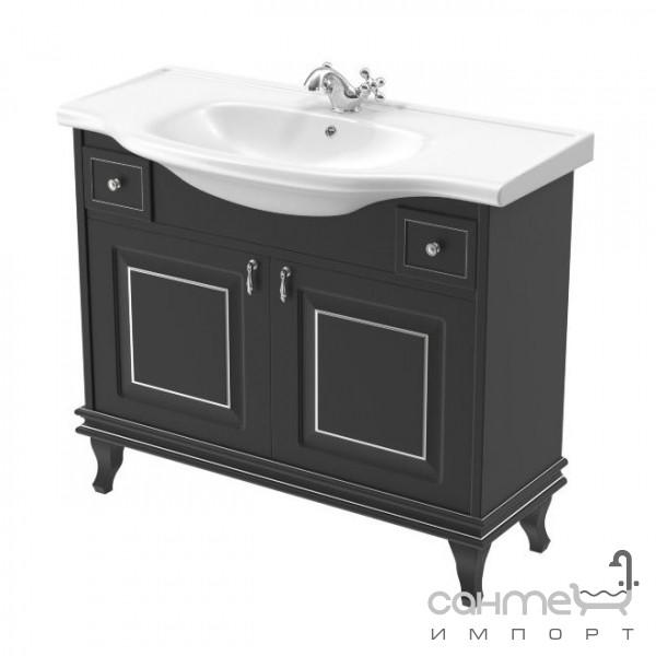 Мебель для ванных комнат и зеркала Аква Родос Тумба с раковиной напольная Аква Родос Беатриче Нью Классик 100