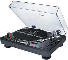 Вініловий програвач Audio-Technica AT-LP120-USBHC Black