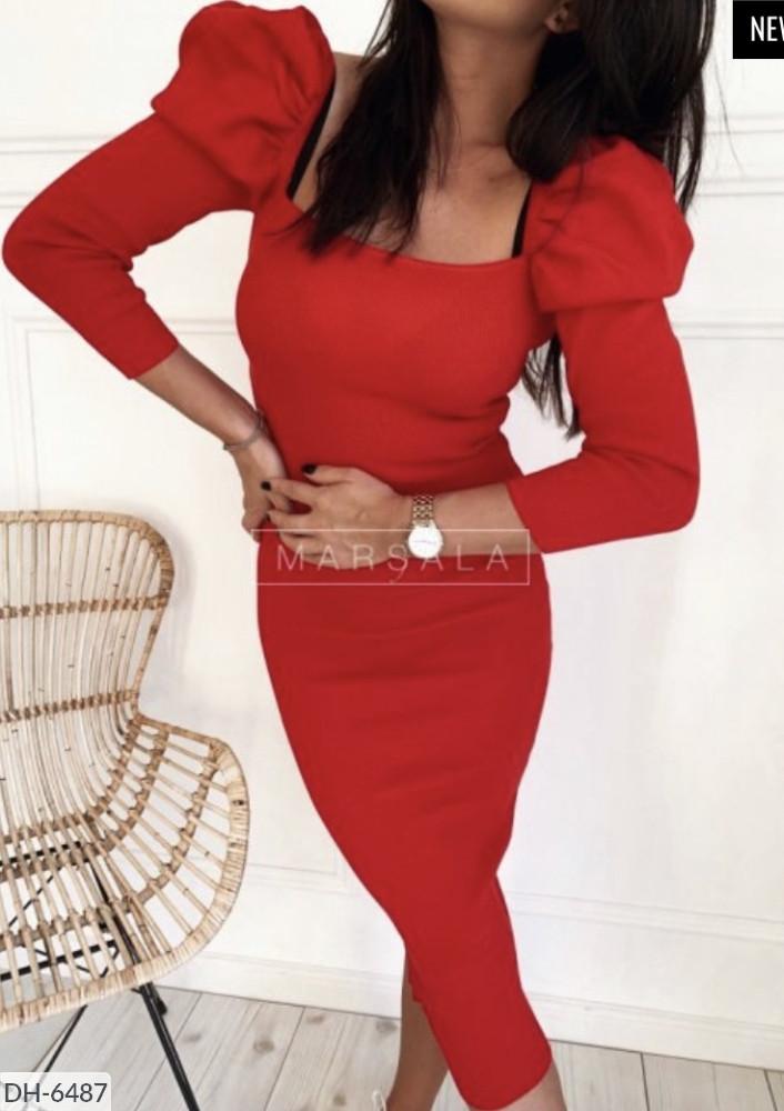 Платье  женское нарядное размеры 42, 44, 46 новинка много цветов