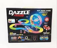Dazzle Tracks 326 деталей с пультом управления