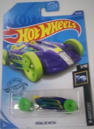 Машинка Hot Wheels 2020 Pedal de Metal