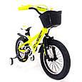 "Детский велосипед Sigma D-JEEP R20"" (Желтый), фото 2"
