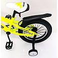 "Детский велосипед Sigma D-JEEP R20"" (Желтый), фото 4"