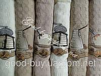 "Набор из 6 бамбуковых кухонных полотенец  Nilteks ""Cofee""  6шт: 40х60 Tурция  pr-83"