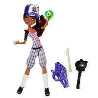 Monster High Клодін Вульф з серії Монстри Спорту, фото 1